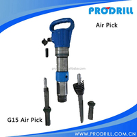 G15 Pneumatic hammer for Quarrying like ire breaker ,concrete