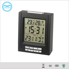 YD8212C Promotional Table Clock For Christmas