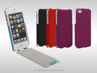 2014 ultra thin leather case for iphone 5