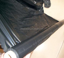 black/white plastic mulch film for agriculture