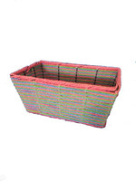 paper rope storage basket , china supplies, arts and crafts