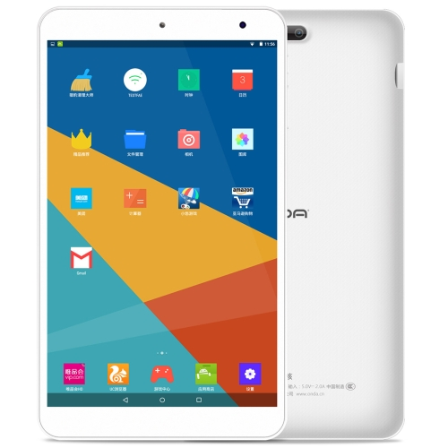 Good Quality OEM China Manufacturing 8.0 inch Tablet PC, ROM: 8GB