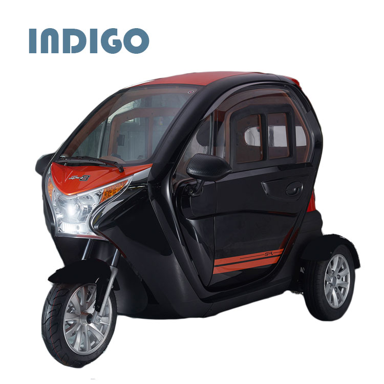 3 Wheel Advertising Tricycle Scooter with Cabin