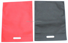 Fabric shopping bag Flat side non-woven bag