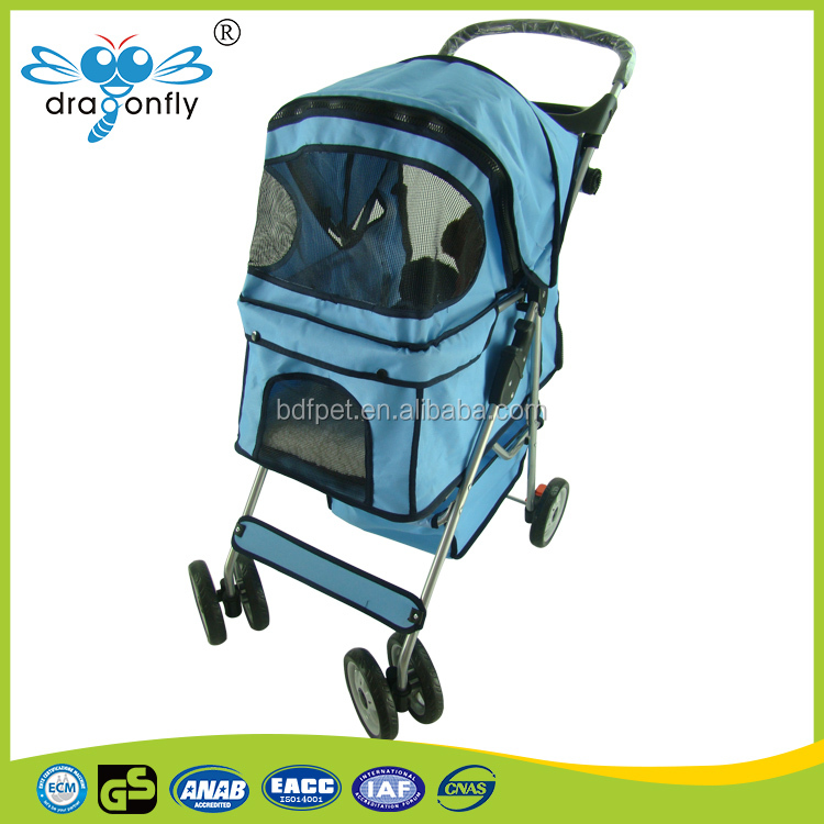 Best Exercise Kennel Portable pet stroller for Easy Travel Pet cart