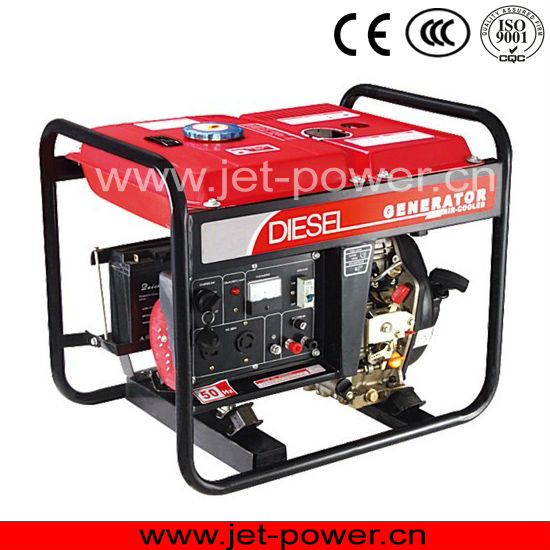12 years experience jd gasoline generator