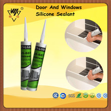 Monocomponent Sealing Used Amoung Door Windows Silicone Sealant
