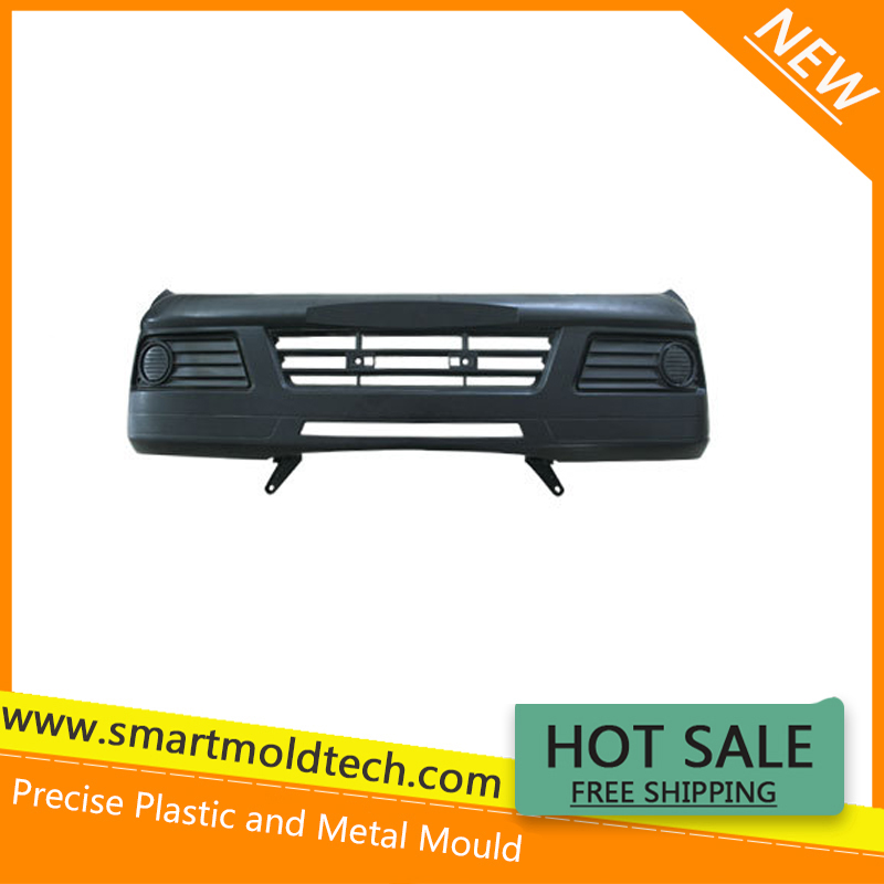Car front bumper for Precision Plastic Mold In Shenzhen