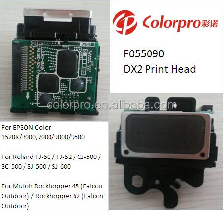 Printer head compatible for EPSON DX2 printhead PRO7000 print head F055090 printer parts