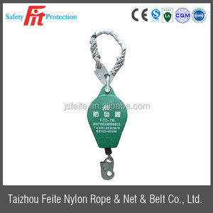 Wire Rope Retractable Fall Arrester
