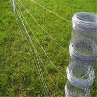 2019 sanxing//Factory cheap //Galvanized wire pig fence FENCE