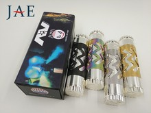 Best design good reputation mech mod hollow out mod 1:1 clone better than hammer of god box mod clone