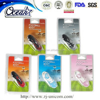 HOT SALE rose scente football shoes hanging car air freshener New OEM