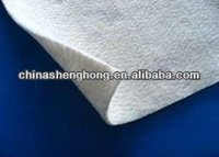 polyester non-woven road construction geotextile