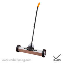magnetic mobile sweeper
