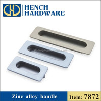 Zinc Alloy Leather Furniture Handles Cabinet Handle