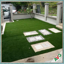 AVG NO.1 Sales In South China Wholesale Anti-UV Durable Landscaping Synthetic Grass