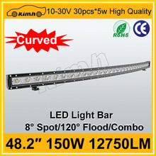 Made In China Auto Part LED Car Roof Rack Bar Light