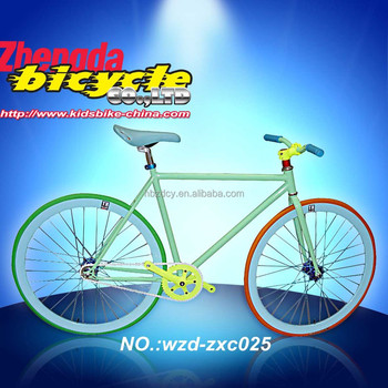 alibaba China supplier cheap simple fixed gear bike