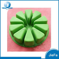 10 Triangle Round Non-Stick Cake Pop Mold