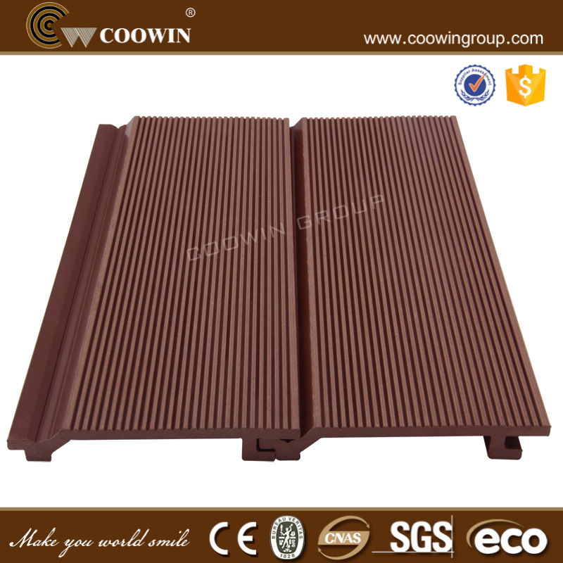 Free sample China supplier wpc wall panel wooden prefab house