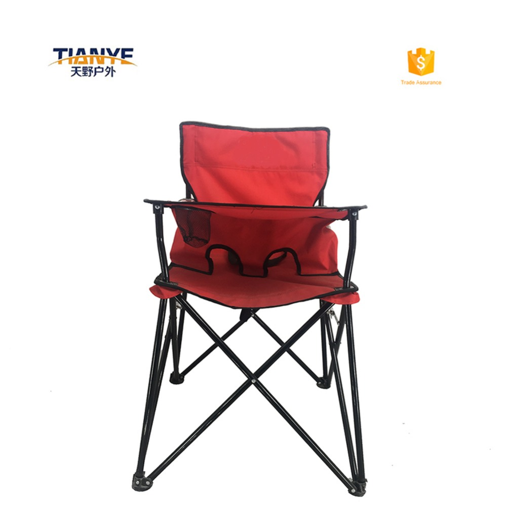 picnic camping Portable baby high chair for outdoor