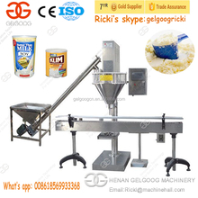 Automatic Ground Coffee Flour Packing Machine Milk Powder Filling Machine