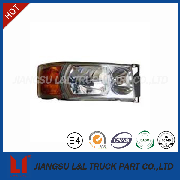 Truck headlamp for scania 114 4 113 3 series