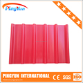 Plastic Roofing building material/3 layer UPVC Roof Sheet/PVC Roofing Sheets T960mm