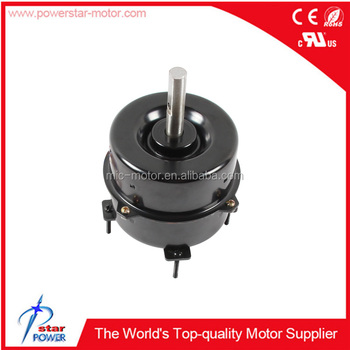 250W steel cover outdoor air conditioner motor