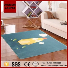 Lovely Washable Children Rugs soft baby carpet For Sale