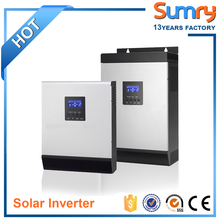 24V Solar power supply inverter 3KVA 2400w solar inversor pv