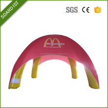 outdoor advertising inflatable bubble tent