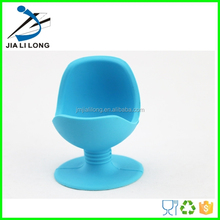 Food grade silicone cooked egg holder/ egg cup