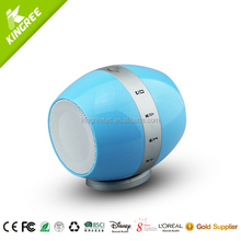 New products 2014 strong bass 2.1CH twist mini portable speaker, wireless bluetooth speaker