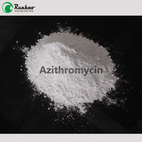 Supply 2016 NEW High Purity API Antibiotic and Antimicrobial pharm medicine drug raw powder Azithromycin 83905-01-5