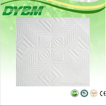 Good Decorative Performance pvc gypsum ceiling panel