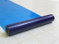 Different Sizes Plastic Floor Protection Film