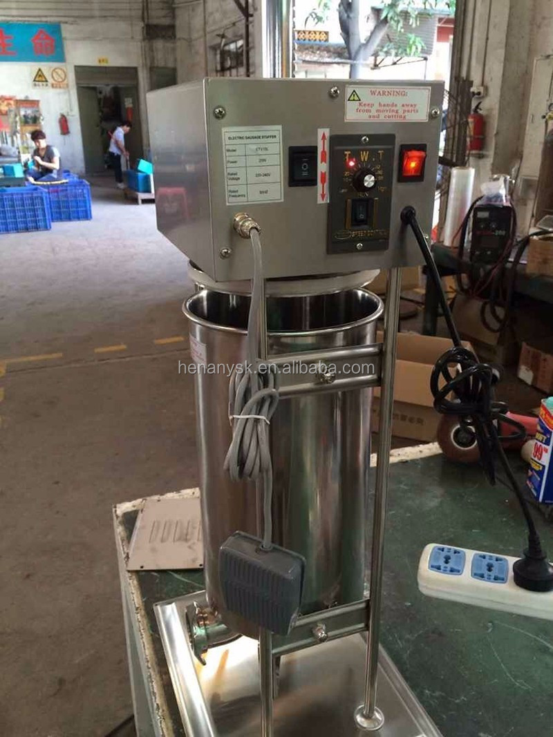 32L Stainless Steel Electric Sausage Filler Machine