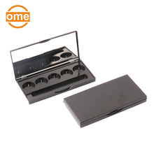OEC-096B plastic makeup hot selling eyeshadow case containers