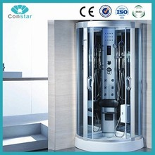 Most area saving Low Tray Steam Shower Room 80*80