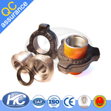 Hot selling forged hammer union / hammer lug unions / connect with drilling hose fitting hammer union