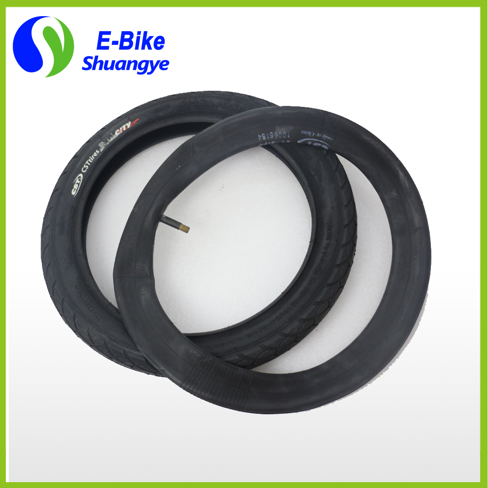 china manufacuter 14'' 16'' 20'' 24'' 26'' 28'' tire for electric bike
