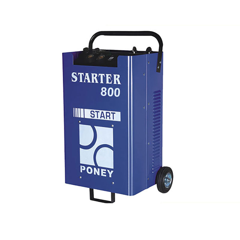 Three Phase Wheel Industrial Use CD 800 Jump Starter Battery