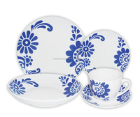 Ceramic porcelain dinner sets & cutlery sets