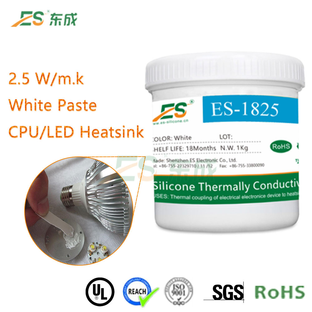 Thermal Grease Conductive Silicone Paste Cooling Heatsink for Electronic Components