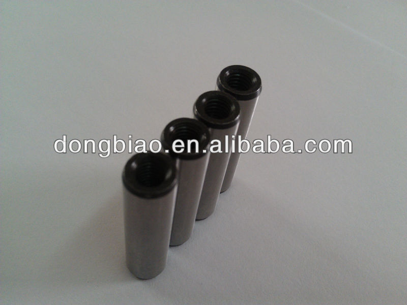 stainless steel internally threaded dowel rod din7979 manufacturers