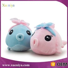 China Promotional Cute Fish Stuffed Valentine's Day Gifts Plush Toy