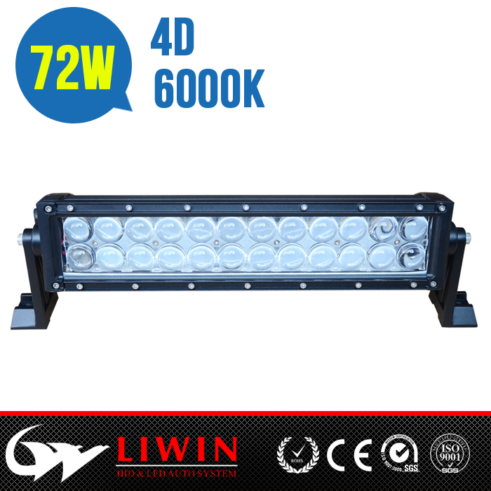 New Original Design car led light bar t10 7led indicator offroad led bar light for 4WD cars indicator light