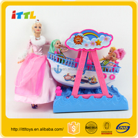 Happy baby doll set toy/baby doll set toy made in china